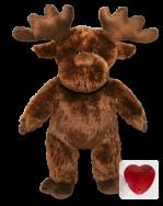 Plush Animal Moose - 15 Inch