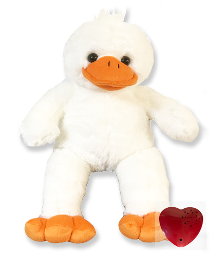 Plush Animal Duck - 15 Inch