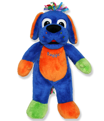 Raggs Plush Animal - 15 Inch