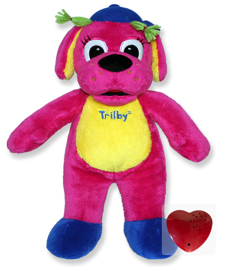 Trilby Plush Animal - 9 inch