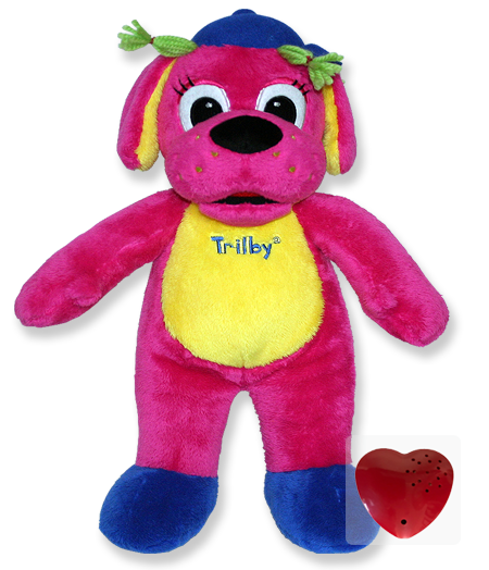 Trilby Plush Animal - 15 Inch