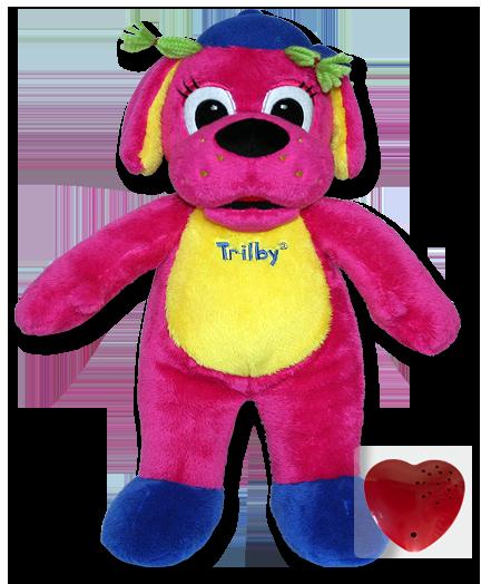 Trilby Plush Animal - 9 inch