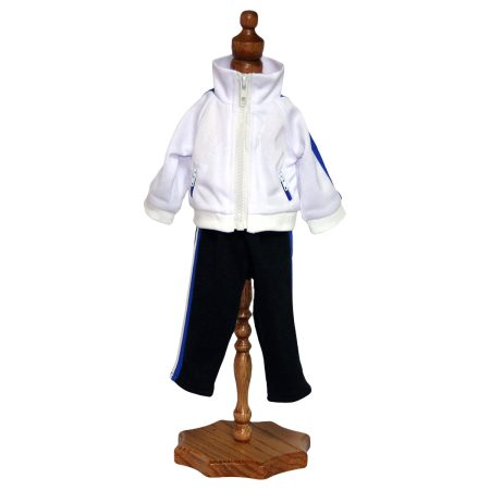 Jogging Pants and Jacket - Fits 18 inch Doll