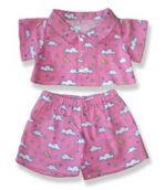 Pink Pjs - Fits 15 Inch Plush Animal